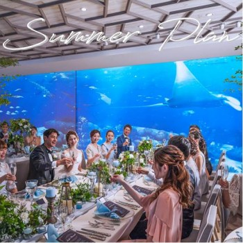 年内挙式【2021年6月~8月】☆最大120万円特典!結婚式応援SUMMERプラン☆