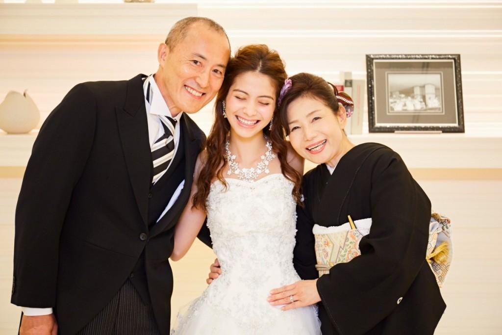 家族の方のみでご結婚式を叶えご両家様の絆を深めたい方にオススメのプラン<br /> ご家族を中心にご婚礼をされる方対象!<br />