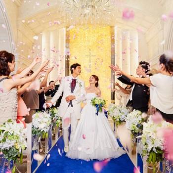 【来年春迄がお得!】2019年4月末日迄に結婚式を挙げたい方 必見☆