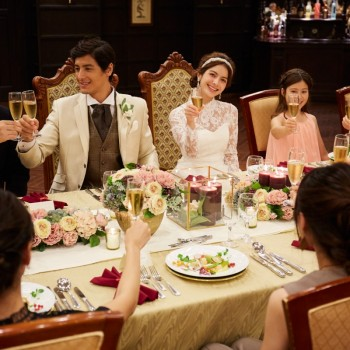 【シンプルプラン】少人数で予算を抑えて結婚式☆39名様以下限定