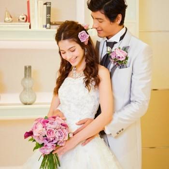 【マタニティ&パパママキッズ婚】安心安全の結婚式