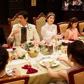 【30名様迄の少人数】家族挙式×祝会食の方向けフェア